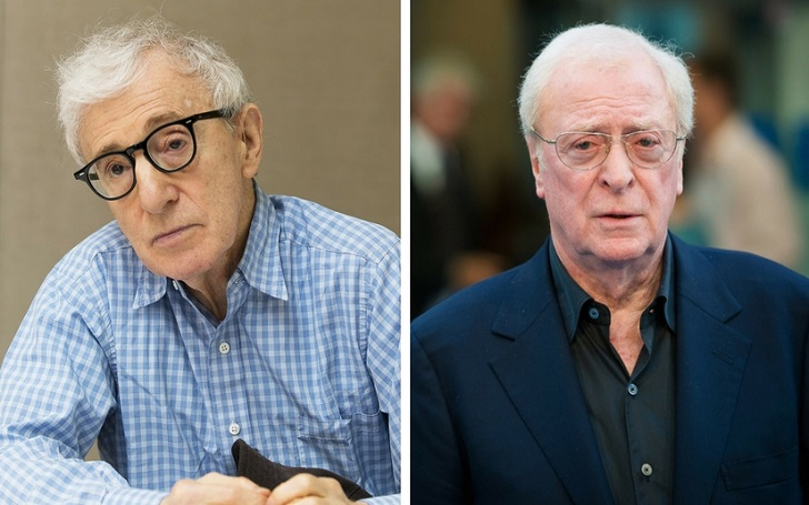 After Mira Sorvino Now Michael Caine Says Won't Work With Woody Allen
