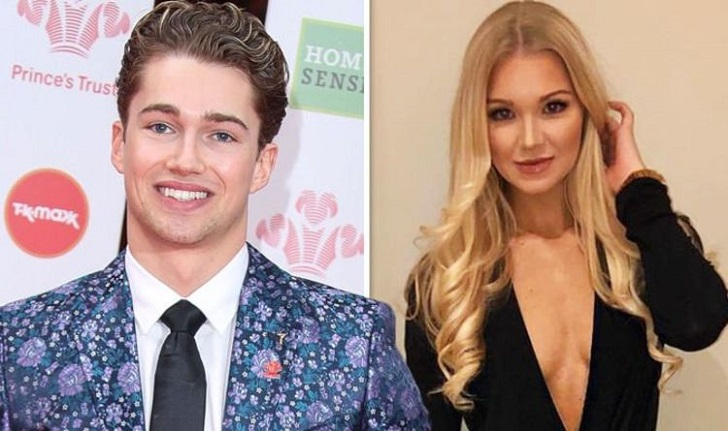AJ Pritchard Is Dating Professional Dancer Abbie Quinnen