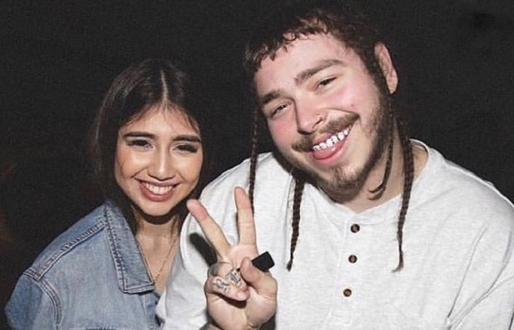 American Rapper Post Malone Is In On An Off Relationship With Ashlen Diaz Since 2015: More Details Here