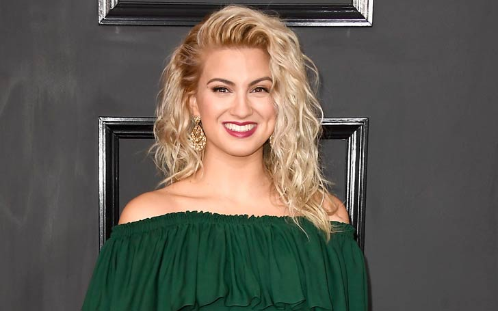 American Singer Tori Kelly Ties Knot With Fiance Andre Murillo In A Mountainside Ceremony
