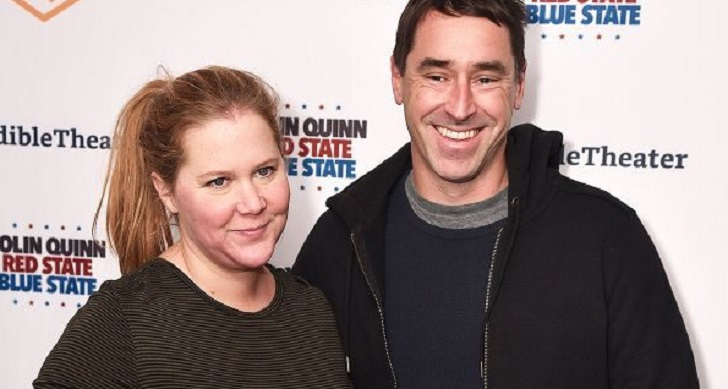 Amy Schumer Is Having A Boy With Husband Chris Fischer