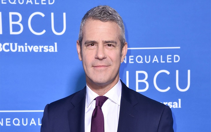 Andy Cohen Announces He Is Single and Looking for a Guy Who Has Never Seen the Real Housewives