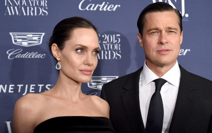 Angelina Jolie and Brad Pitt Are Officially Single!!! Continuing Divorce Proceed