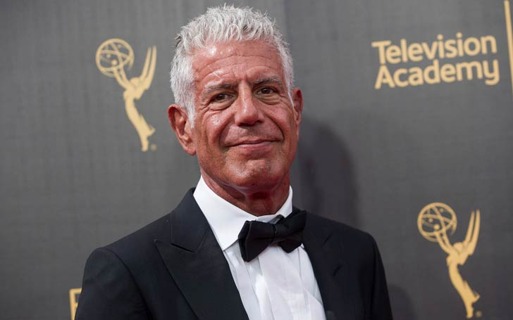 Anthony Bourdain Leaves Majority Of His $1.2 Million Worth To Daughter