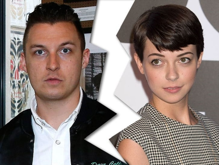 Arctic Monkeys Drummer Matt Helders Files For Divorce From Wife Of Three Years Breana McDow