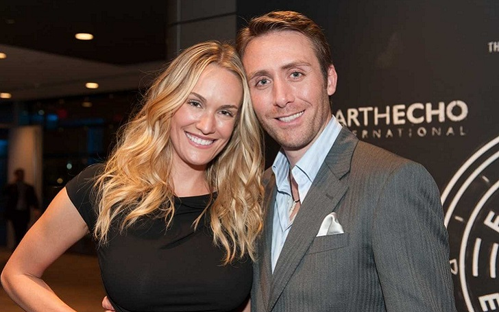 Ashlan Gorse Welcomes First Child With Husband Philippe Cousteau