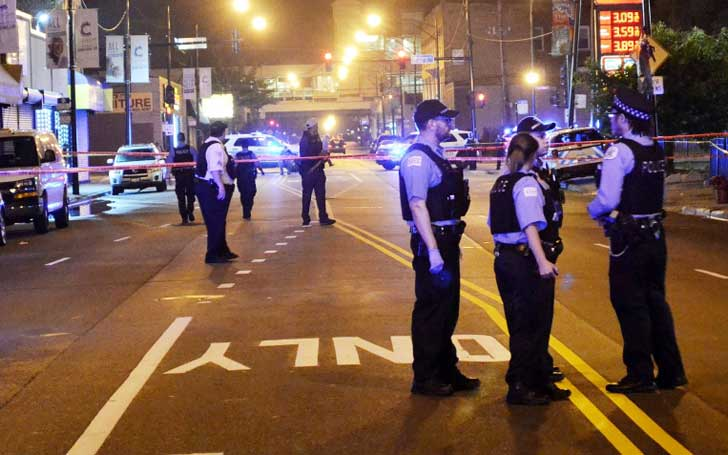 At Least 40 Shot And 4 Killed In An Open Gunfire In Chicago