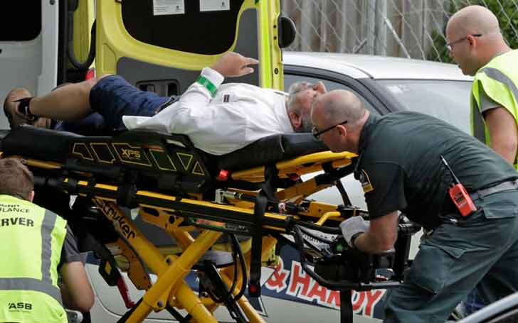 Christchurch Shooting Latest 4 In Custody At Least 40: At Least 49 People Died And Dozens More Injured In
