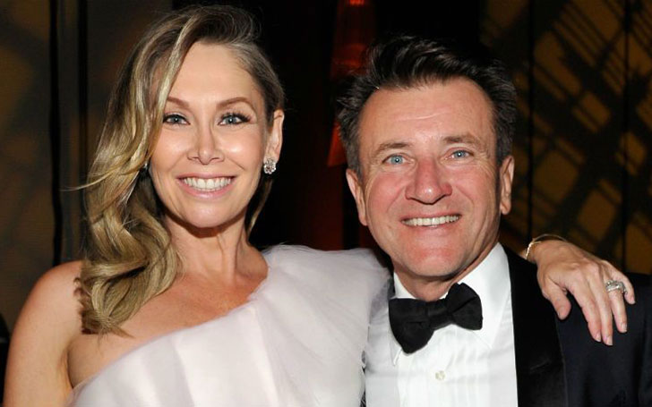 Australian Ballroom Dancer Kym Johnson Reveals Sex Of Her Twins At Babyshower