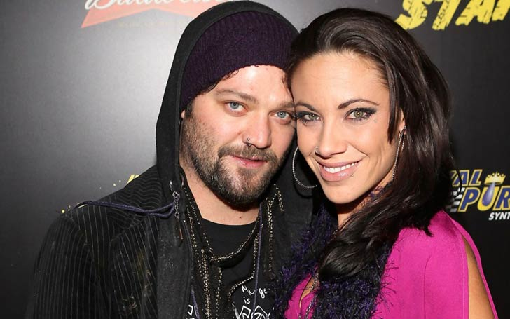 Bam Margera with Wife Nicole Boyd