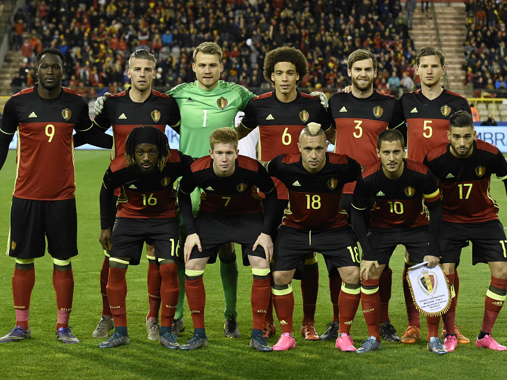 Belgium National Football Team, World Cup 2018