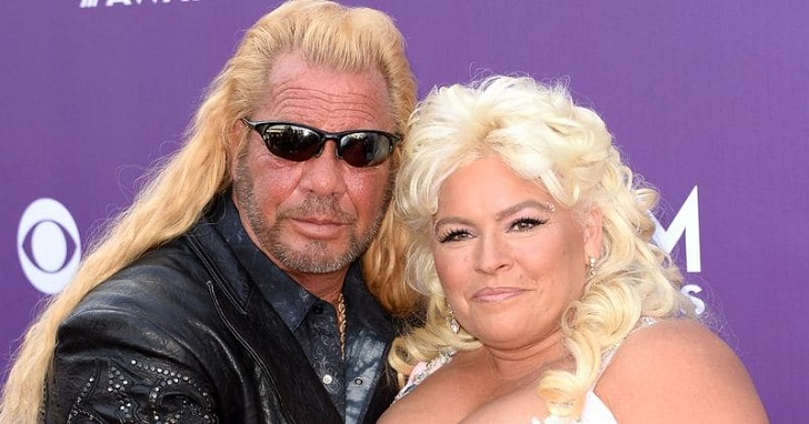 Beth Chapman Is In Medically-Induced Coma; Her husband Says