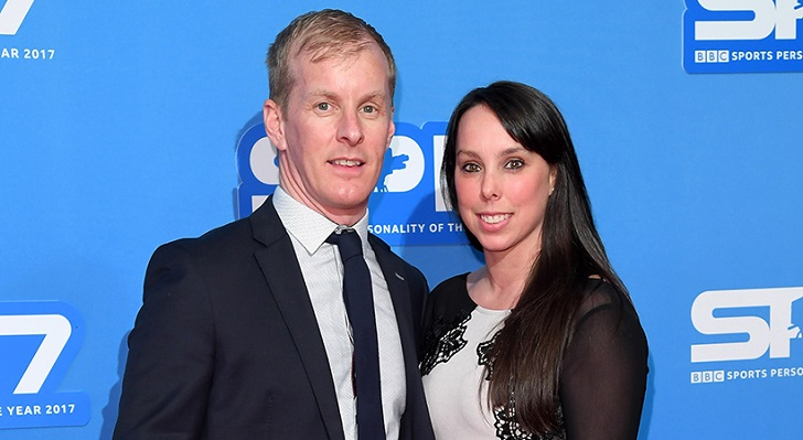 Beth Tweddle Has Welcomed Her First Child With Husband Andy Allen