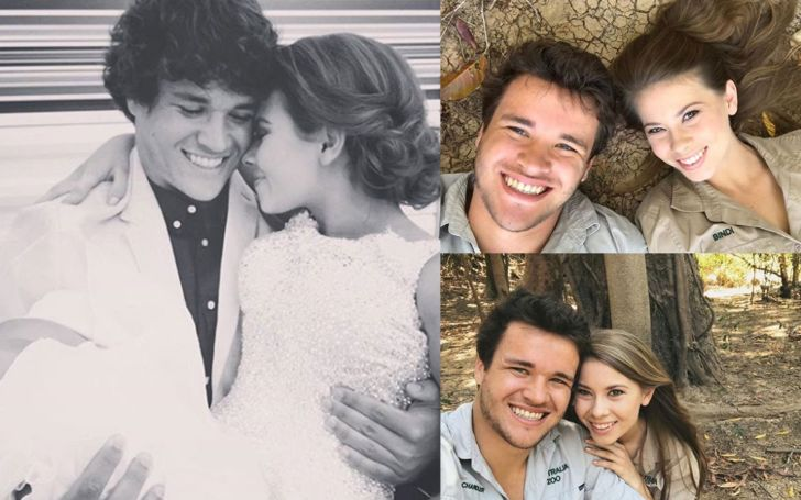 Bindi Irwin Marries Chandler Powell at at Australia Zoo Hours Before Country's Coronavirus Lockdown