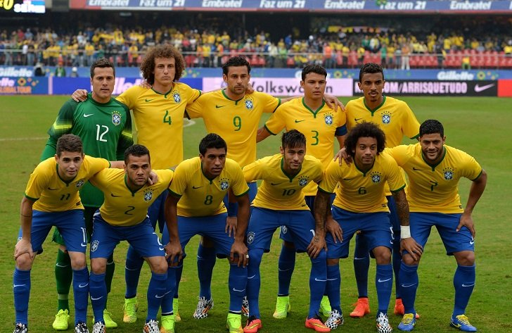 Brazil National Football Team, World Cup 2018