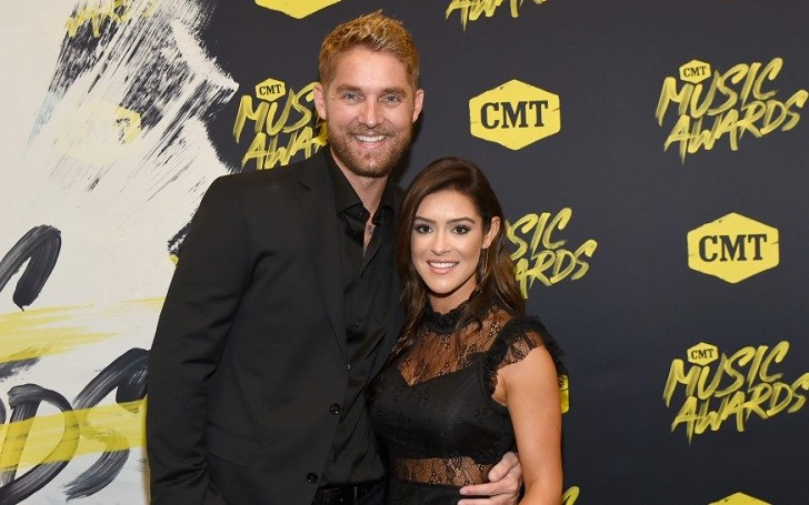 Brett Young Expecting First Child with Wife Taylor Mills