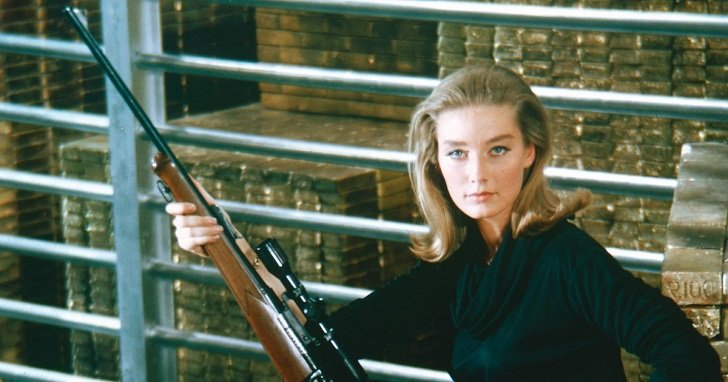 British Bond Girl Tania Mallet Dies At 77