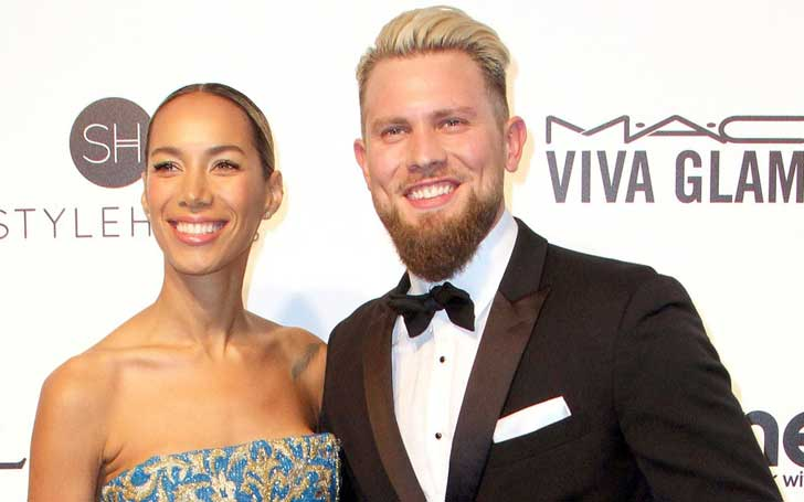 British Singer And Songwriter Leona Lewis Engaged To Boyfriend Dennis Jauch