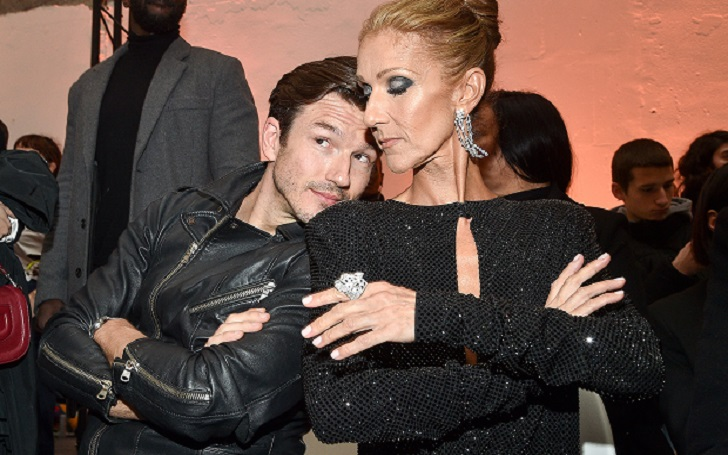 Celine Dion Shuts Down Dating Rumors with Dancer Pepe Munoz