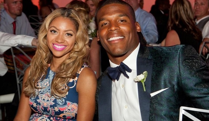 Cam Newton Is Expecting Fourth Child With Girlfriend Kia Proctor