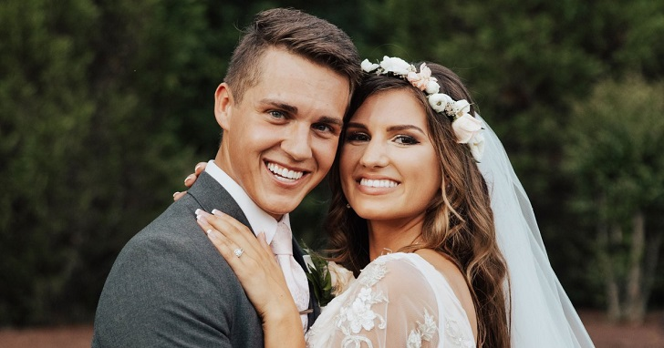 Carlin Bates Is Married To Fiance Evan Stewart