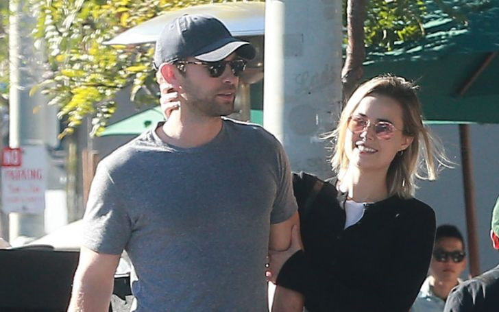 Chace Crawford and Rebecca Rittenhouse Called Off Their Three Years of Dating