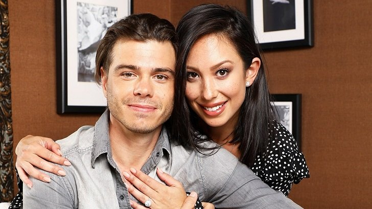 Cheryl Burke And Matthew Lawrence Are Married!!!