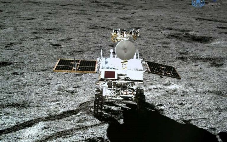 China Plans to Build A Moon Base In Ten Years