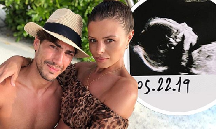 Chloe Lewis Is Pregnant; Expecting First Child With Danny Flasher