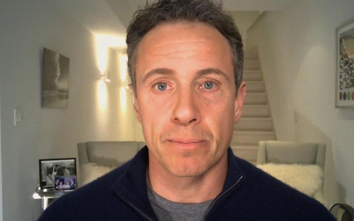 Chris Cuomo Tests Positive for COVID-19 (Novel Coronavirus)