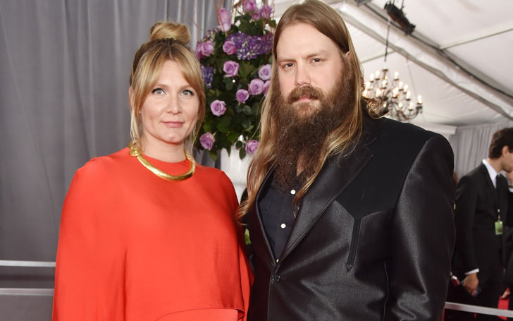 Chris Stapleton Welcomes Twins With Wife Morgane Stapleton-Announced At ACM Awards