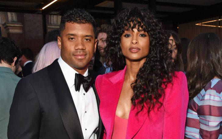 Ciara and Russell Wilson Shares $140 Million Deal
