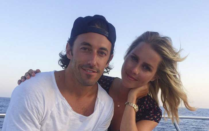 Claire Holt Is Pregnant With Her First Child With Husband Andrew Joblon