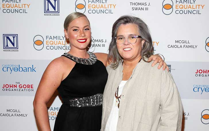 Comedian Rosie O'Donnell Engaged To Girlfriend Elizabeth Rooney