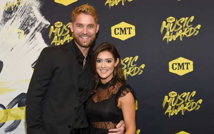 Country Singer Brett Young Marries Longtime Girlfriend Taylor Mills In A Lavish California Wedding