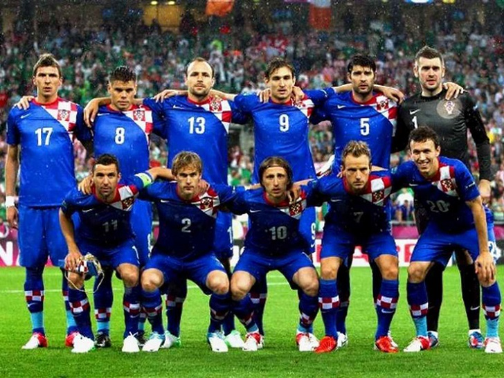 Croatia National Football Team, World Cup 2018