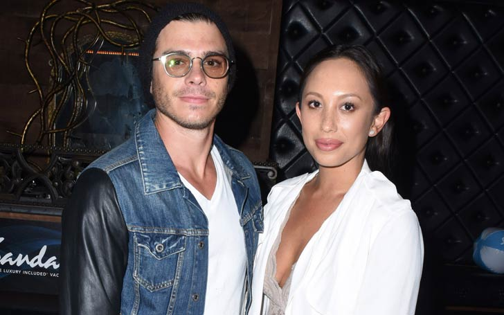 Dancing With The Stars' Cheryl Burke And Boyfriend Matthew Lawrence Engaged