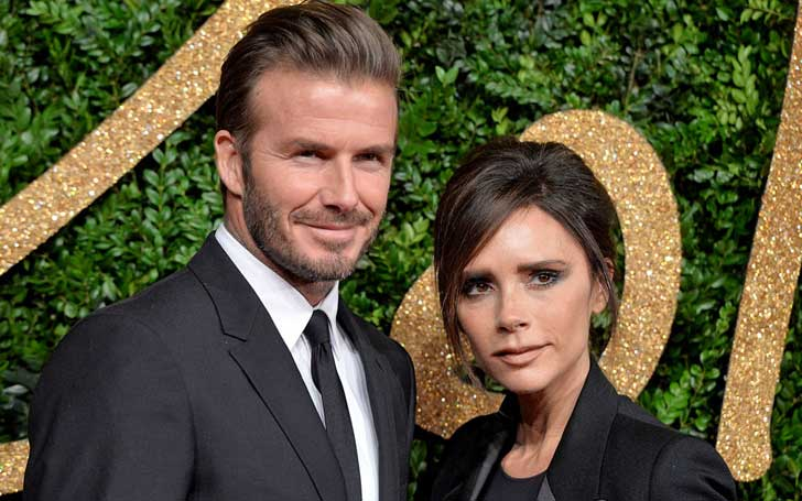 David Beckham And Victoria Beckham Gives Their First Red Carpet Appearance In Three Years