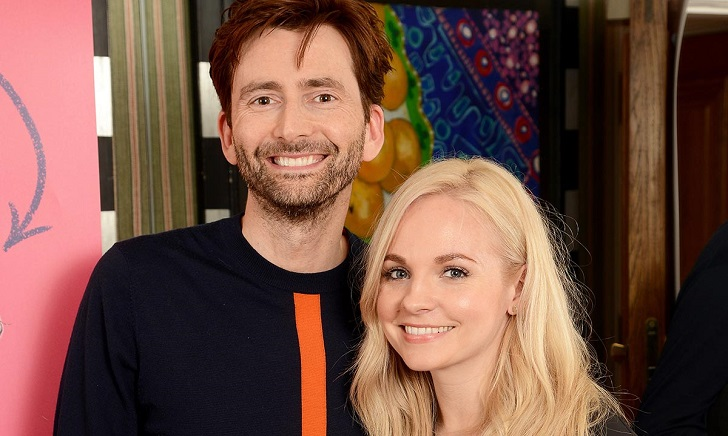 David Tennant Is Expecting His FIFTH Child With Wife Georgia Moffett