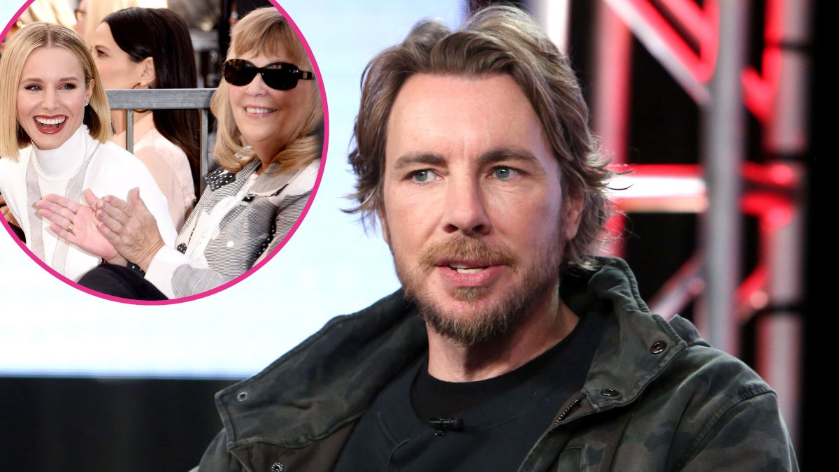 Dax Shepard Flirted With His Wife Kristen Bell's Mom Lorelei Bell