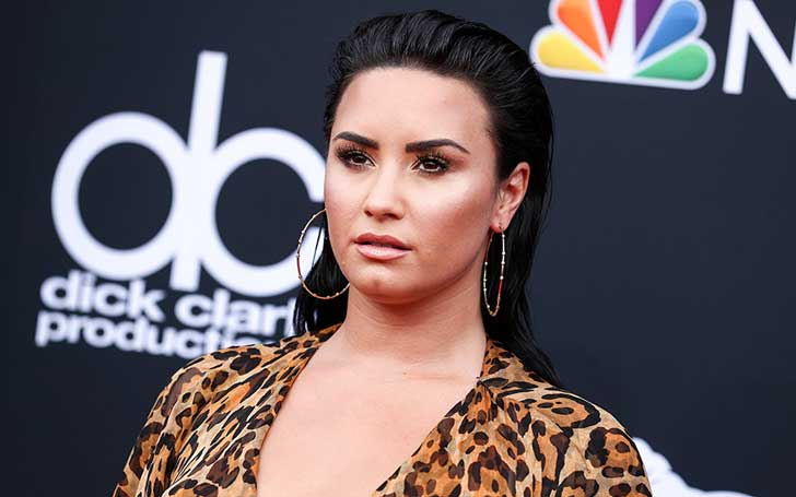 Demi Lovato Hospitalized For Possible Drug Overdose