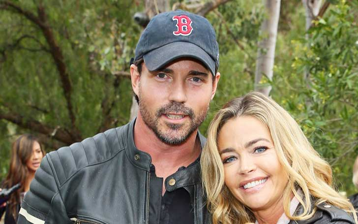 Denise Richards Ties Knot With Fiance Aaron Phypers Days After Engagement
