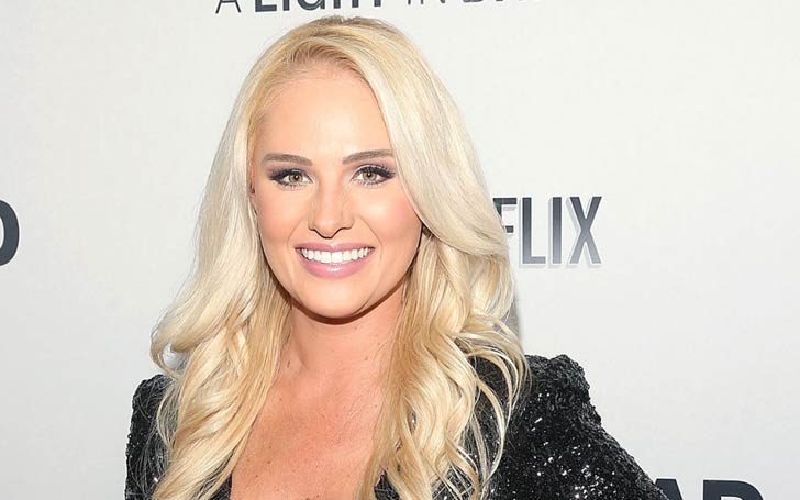 Diners Throw Water On Tomi Lahren At A Minneapolis Restaurant