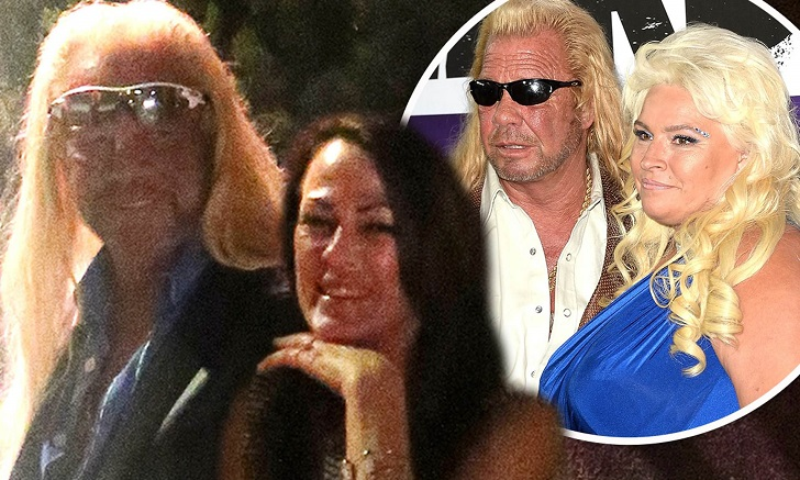 Dog the Bounty Hunter Is Captured Enjoying A Date With A Mystery Woman