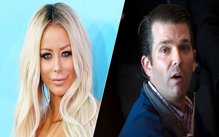 How Donald Trump Jr. decided to Leave his Wife Vanessa during Affair with Aubrey O'Day
