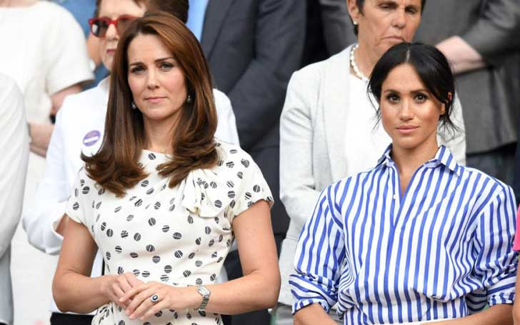 Duchesses Meghan Markle And Kate Middleton Spark Feud Rumors: Know The Reality