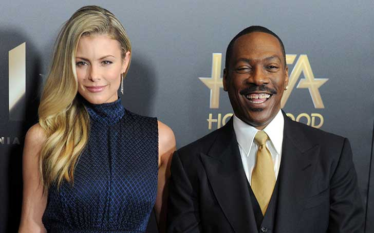 Eddy Murphy's Partner, Paige Butcher Reveals The Gender Of Their Second Child Days After The Pregnancy Announcement