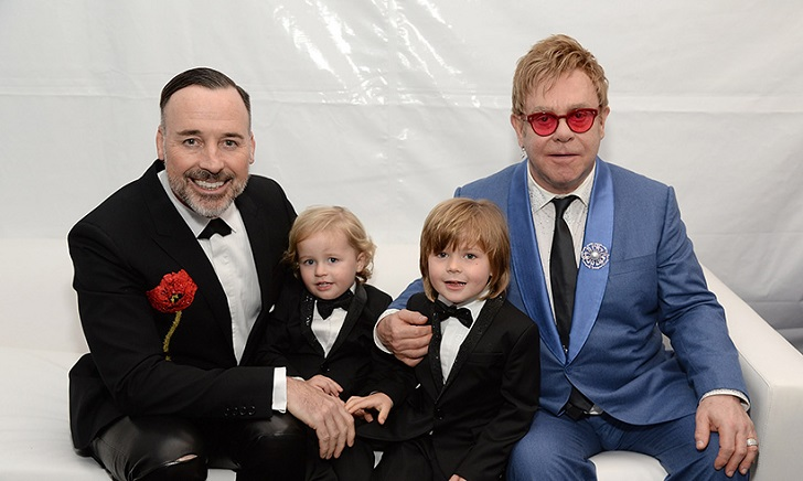 Elton John's Husband and Children: Was Married to Renate ...