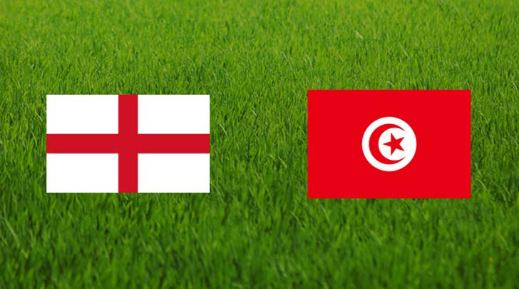 England V. Tunisia- Head To Head, Score Prediction And Player To Watch