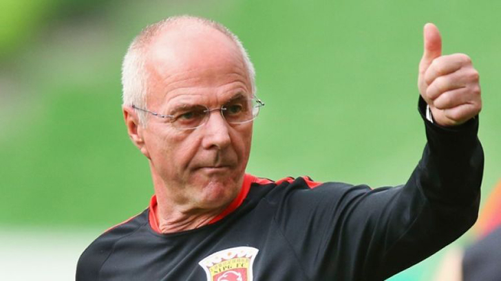 English Manager Sven-Goran Makes A Huge Claim About World Cup Expectations